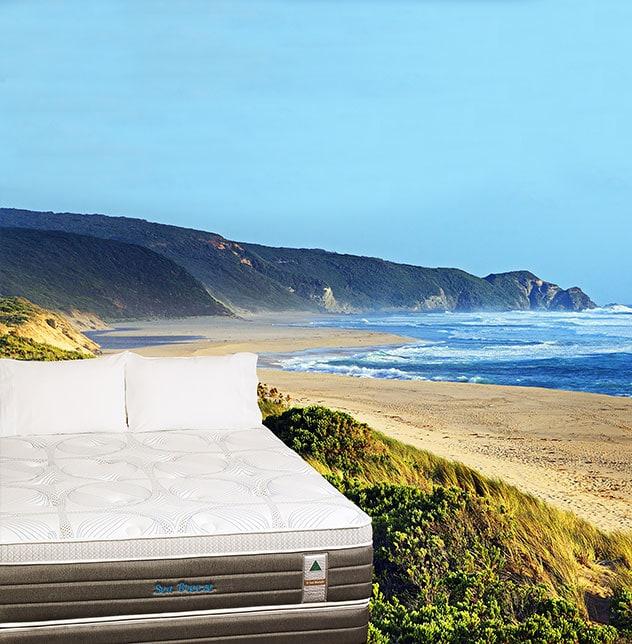 Sea Breeze Sand Dunes